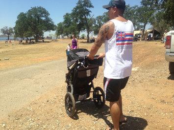 Photo of BOB Revolution SE Stroller uploaded by Kryztle Y.