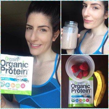 Orgain Organic Protein Plant Based Powder In Vanilla Bean
