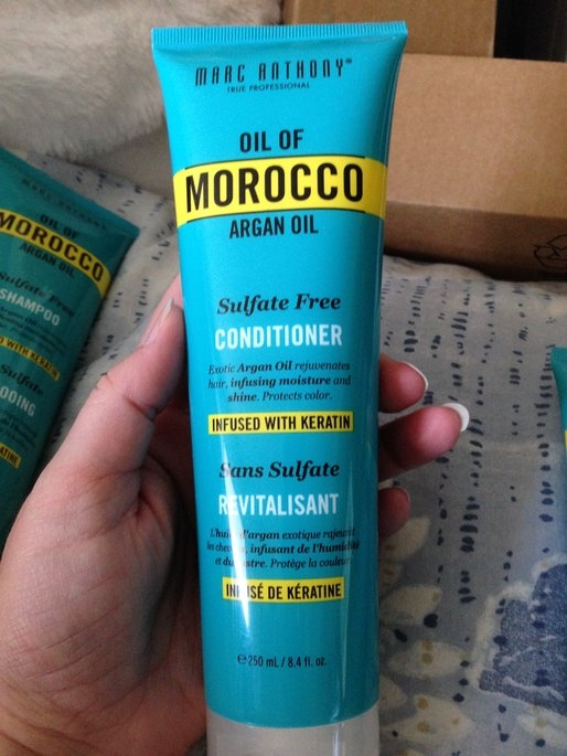 Marc Anthony True Professional Oil of Morocco Argan Oil Conditioner uploaded by Jan K.