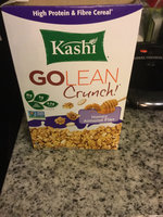 Kashi® GOLEAN Honey Almond Flax Crunch Cereal uploaded by Alessandra Q.