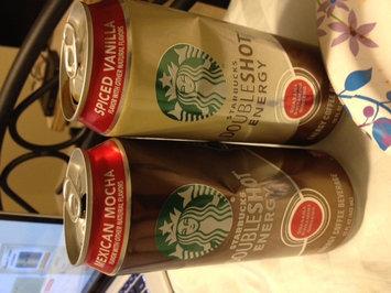 Photo of Starbucks Doubleshot Energy Coffee Drink Mocha uploaded by Laura S.