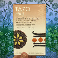 Tazo Chai Vanilla Caramel Black Tea uploaded by Alicia T.