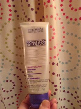 Photo of John Frieda Frizz-Ease Secret Weapon Flawless Finishing Creme uploaded by Angela S.