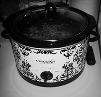 Crock Pot Crock-Pot Patterned Slow Cooker 4.5-qt. uploaded by Serina P.