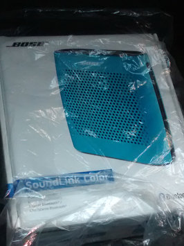 Photo of Bose SoundLink Color Bluetooth Speaker - Blue uploaded by Natasha B.
