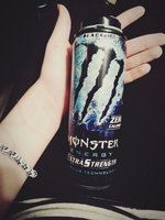Monster Energy Extra Strength Black Ice uploaded by Day P.