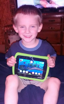 LeapFrog 7-in. Epic Kids Tablet uploaded by Suzanne F.