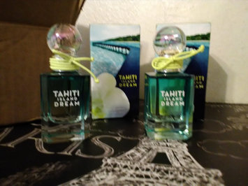 Photo of Bath & Body Works TAHITI ISLAND DREAM Fine Fragrance Mist 8 fl oz / 236 mL uploaded by Kristen W.