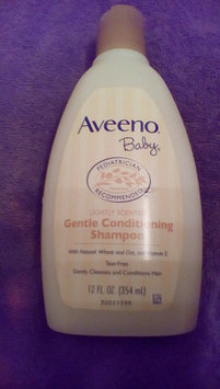 Photo of Aveeno® Baby Gentle Conditioning Shampoo uploaded by Shannon F.