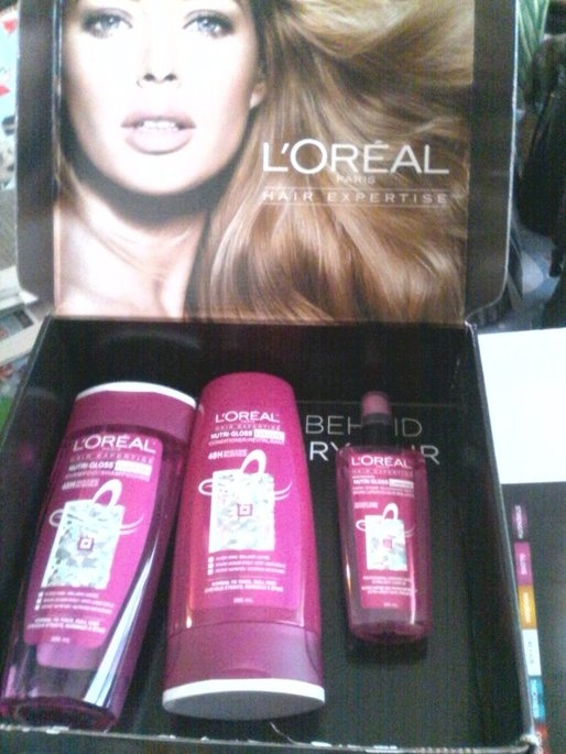 L'Oréal Paris Hair Expertise Nutrigloss Luminizer uploaded by Katherine E.