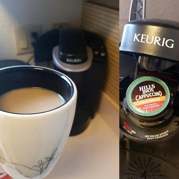 Photo of Hills Bros. Cappuccino Single Serve Cups, Salted Caramel uploaded by Brianna M.