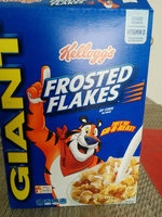 Kellogg's Frosted Flakes Cereal uploaded by johanna f.