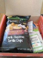Eatsmart Snacks™ Garlic Hummus Three Bean Tortilla Chips uploaded by Remy T.