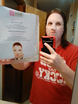Global Beauty Mask Fabric Collagen Spa 5 Count uploaded by Jennifer D.