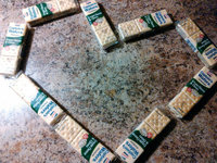 Lance Fresh Cream Cheese & Chives Captain's Wafers Crackers 8 Pack uploaded by Kendra T.