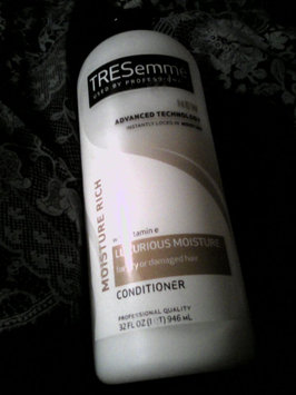 Photo of TRESemmé Moisture Rich Conditioner uploaded by Angie D.