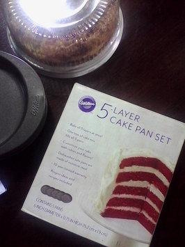 Photo of Wilton 5-Piece Baking Pan Set uploaded by Yarima M.