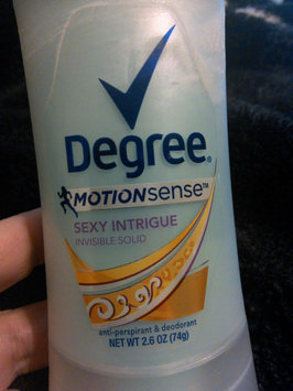 Degree Women® Extra Protection Anti-Perspirant & Deodorant Sexy Intrigue Invisible Solid Stick Twin Pack 2-2.6 oz. uploaded by Yvonne T.