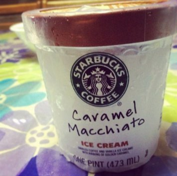 Starbucks Ice Cream  uploaded by Talia M.