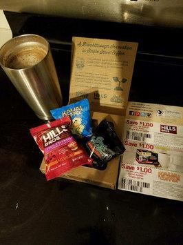 Kauai Coffee® Na Pali Coast Dark Roast Single Serve Cups 12 ct Box uploaded by Bre S.
