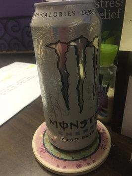 Monster Zero Ultra Energy Drink uploaded by Brandy F.
