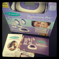 Lansinoh® Signature Pro™ Double Electric Breast Pump uploaded by Hannah H.