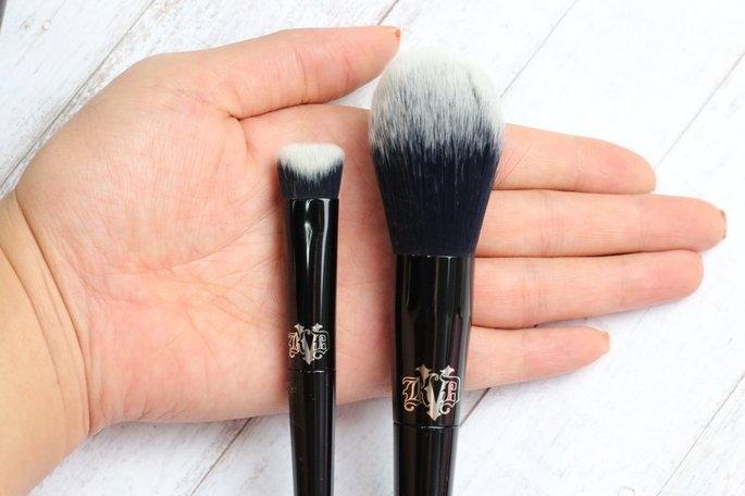 Kat Von D Lock-It Precision Powder Brush uploaded by Vanessa P.