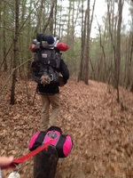 Outward Hound Dog Backpack uploaded by Marissa H.