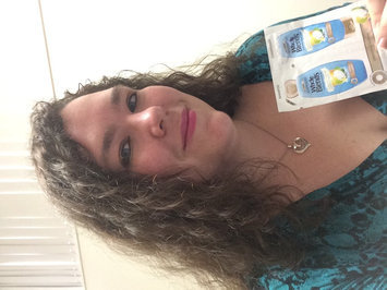 Garnier® Whole Blends™ Coconut Water & Vanilla Milk Extracts Hydrating Shampoo 12.5 fl. oz. Bottle uploaded by Jena C.