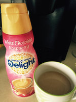 International Delight White Chocolate Raspberry Gourmet Coffee Creamer 32 fl. oz. Bottle uploaded by Alyssa A.