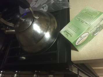 Photo of Twinings Pure Peppermint Tea uploaded by Shanice M.