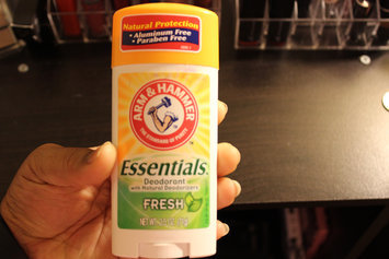 Photo of ARM & HAMMER™ Essentials™ Solid Deodorant Unscented uploaded by Aliphia L.