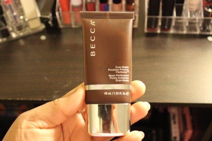 BECCA Matte Skin Shine Proof Foundation uploaded by Aliphia L.
