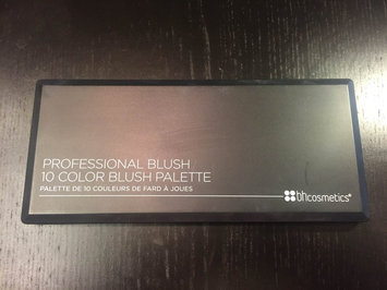 Bhcosmetics BH Cosmetics 10 Color Professional Blush Palette uploaded by Meg M.