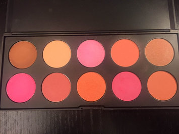 Photo of BH Cosmetics 10 Color Professional Blush Palette uploaded by Meg M.