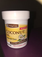 De La Cruz Products Inc De La Cruz Aceite De Coco Humectante Coconut 2.2 Ounce Jar uploaded by Marisa Q.