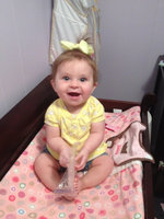 Summer Infant Ultra Plush™ Changing Pad Cover uploaded by Kilista T.