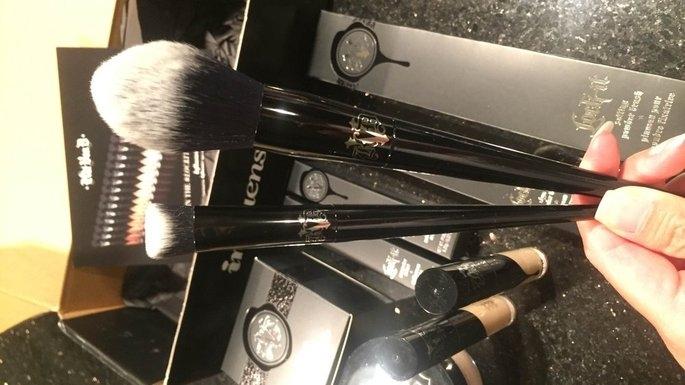 Kat Von D Lock-It Precision Powder Brush uploaded by Liz N.