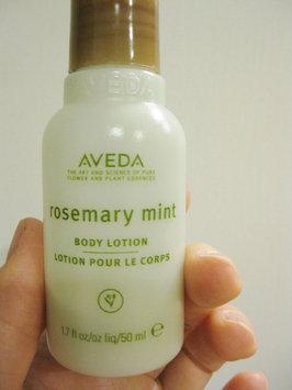 Photo of Aveda Rosemary Mint Body Lotion uploaded by Elana K.