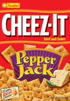 Cheez-It® Pepper Jack Crackers uploaded by Mayra V.