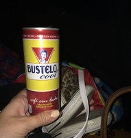 Bustelo Cool Cafe Con Leche, 8 oz, (Pack of 12) uploaded by Alicia A.