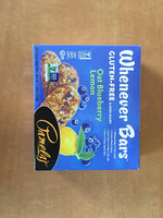 Pamela's Products Oat Blueberry Lemon Whenever Bars uploaded by Queenie I.
