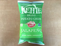 Kettle Brand® Jalepeno  Potato Chips uploaded by Queenie I.