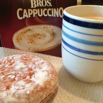Photo of Hills Bros. Cappuccino Single Serve Cups, French Vanilla uploaded by Rachael B.