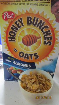 Photo of Honey Bunches of Oats with Almonds uploaded by Vickie K.