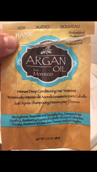 Hask Argan Oil Intense Deep Conditioning Hair Treatment uploaded by Ashley G.