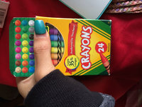 Crayola 24ct Crayons uploaded by Juliana T.
