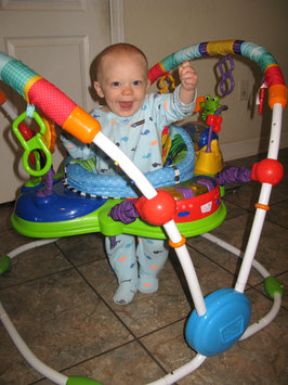 Photo of Baby Einstein Jumper - Neighborhood Friends uploaded by Christa N.