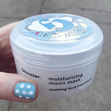 Photo of Glossier Moisturizing Moon Mask uploaded by Sarah T.