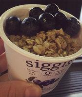 Siggi's Yogurt Strained Non-Fat Blueberry uploaded by melissa b.